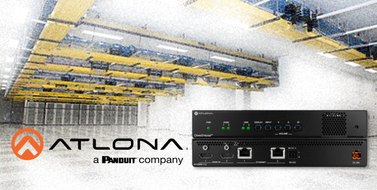 Atlona Acquired by Panduit, with A/V and IT Convergence in Mind
