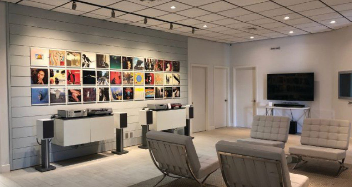 Secret to Home-Tech Showroom Success: 'We Picked Beautiful Things'