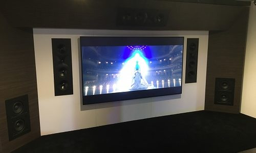 JBL Synthesis Dazzles CES with 'Bargain' $56,400 Home Theater Audio Demo