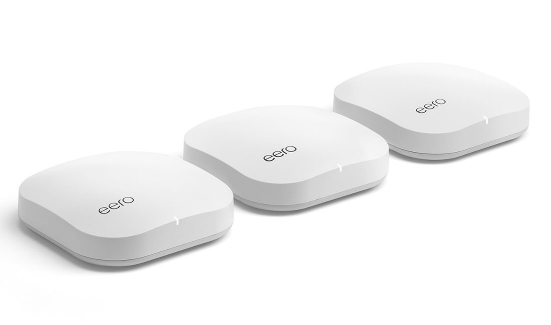 Amazon to Acquire eero Network Routers
