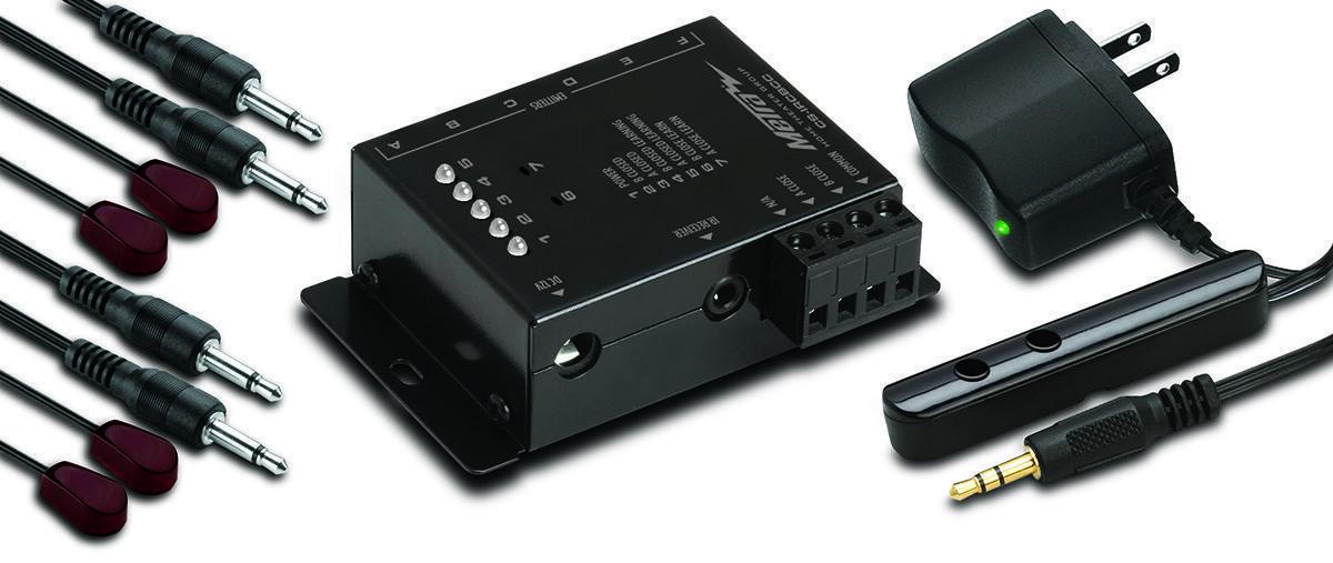 Metra Home Theater IR Kit Extends Control Signals