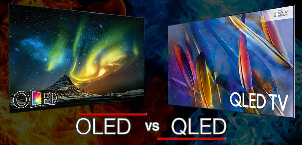 Explaining OLED vs. QLED to Your Clients