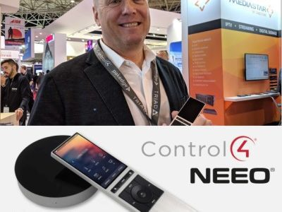 Why Control4 Bought Neeo; EOL Clarity on DIY Remote Control