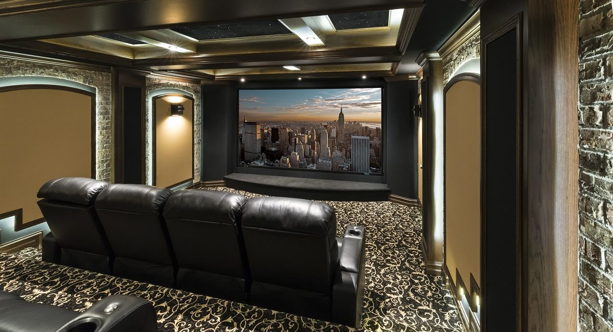 Tron Legacy: The Home Theater
