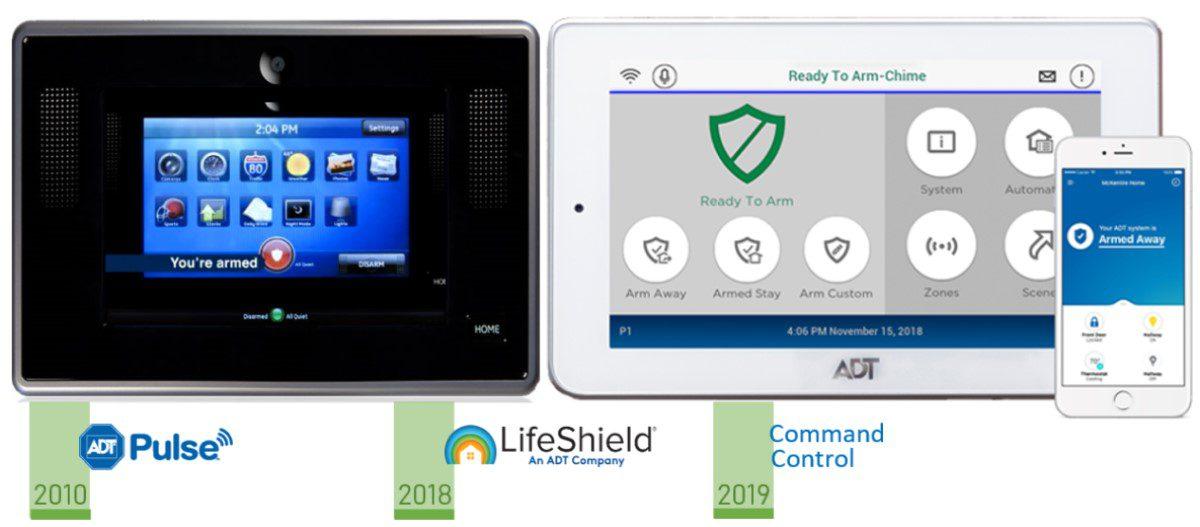 ADT Ends Pulse, Adds Command & Control, Pauses Alexa Guard, Plots DIY