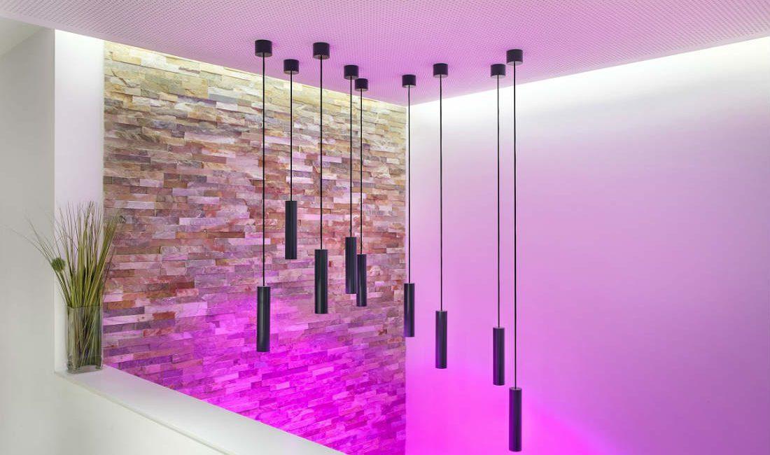 Loxone Unveils New Low-Voltage Lighting Fixtures