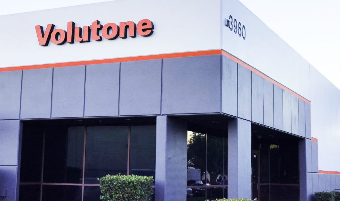 Volutone Opens Riverside, California Location