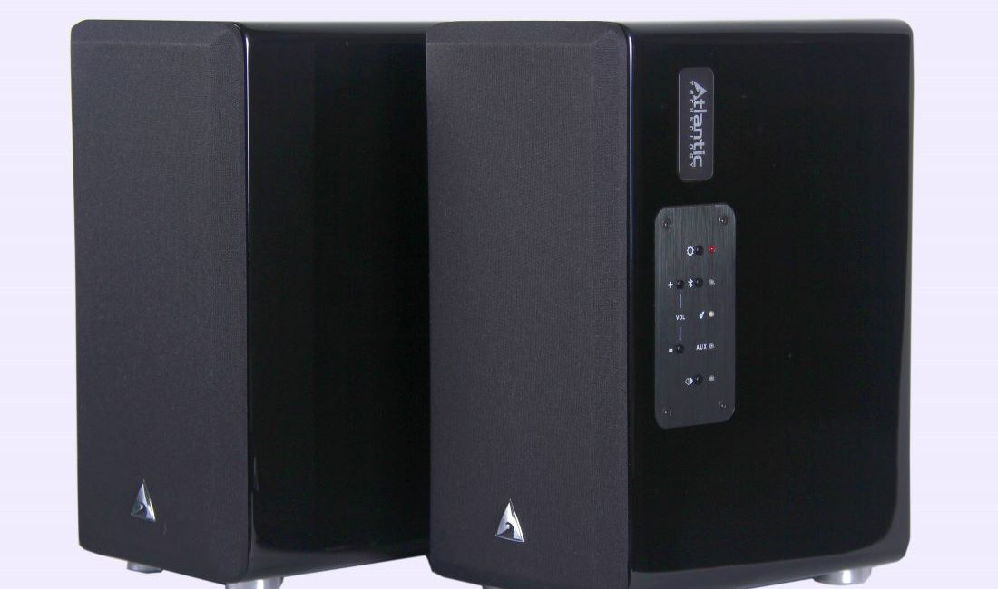 Atlantic Technology Bookshelf Speakers the First of Many to Feature SKAA Wireless Technology