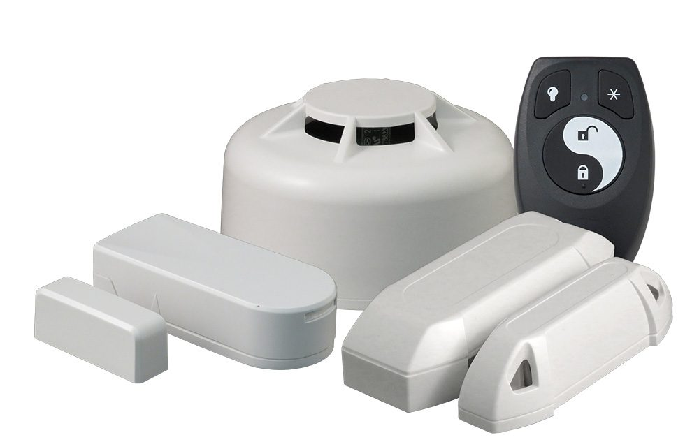 Elk Products 319 Series Wireless Sensors Work With Interlogix Protocol