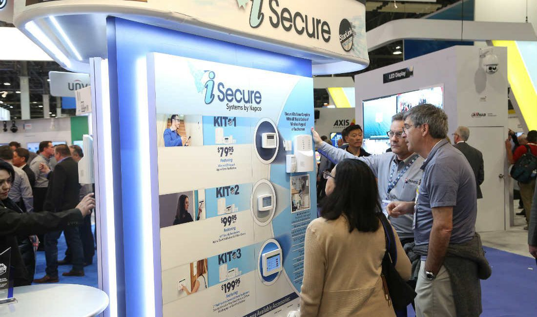 Napco's New iSecure May be Fastest, Easiest Route to Security, Home Automation RMR