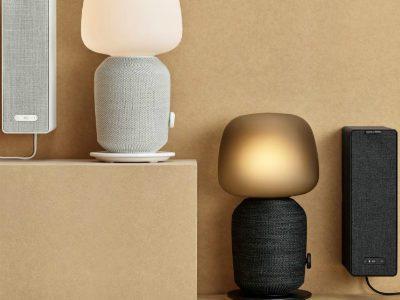 Sonos and IKEA Announce $99 Bookshelf Speaker, $179 Lamp Speaker