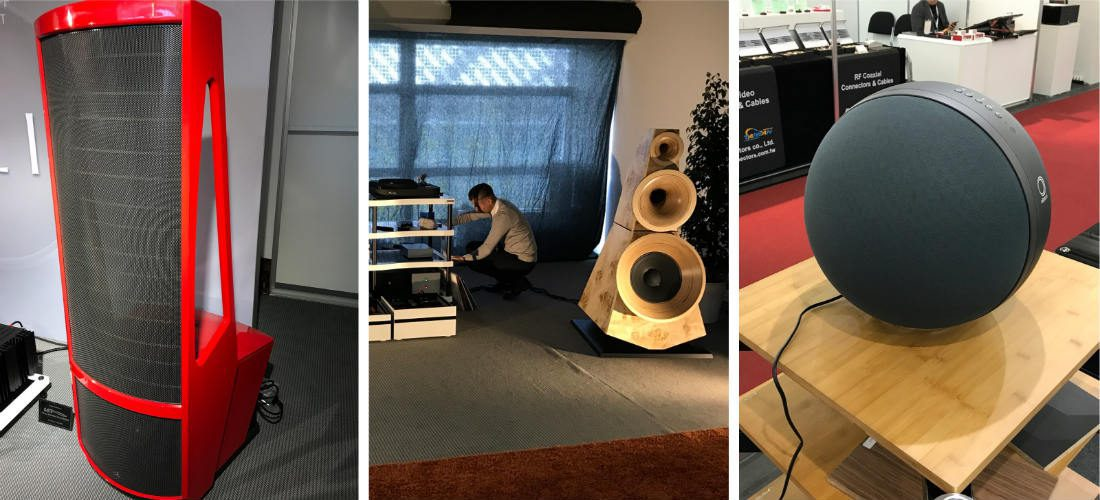 10 Ostentatious Loudspeakers from 2019 High End Munich Audio Show