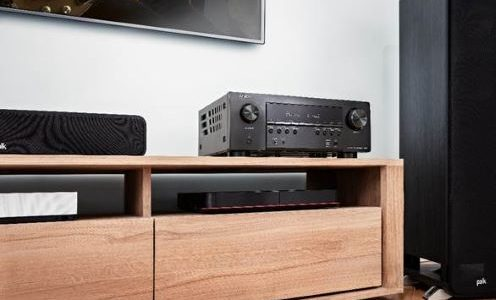 Denon Unveils Three New A/V Receivers Equipped with Dolby