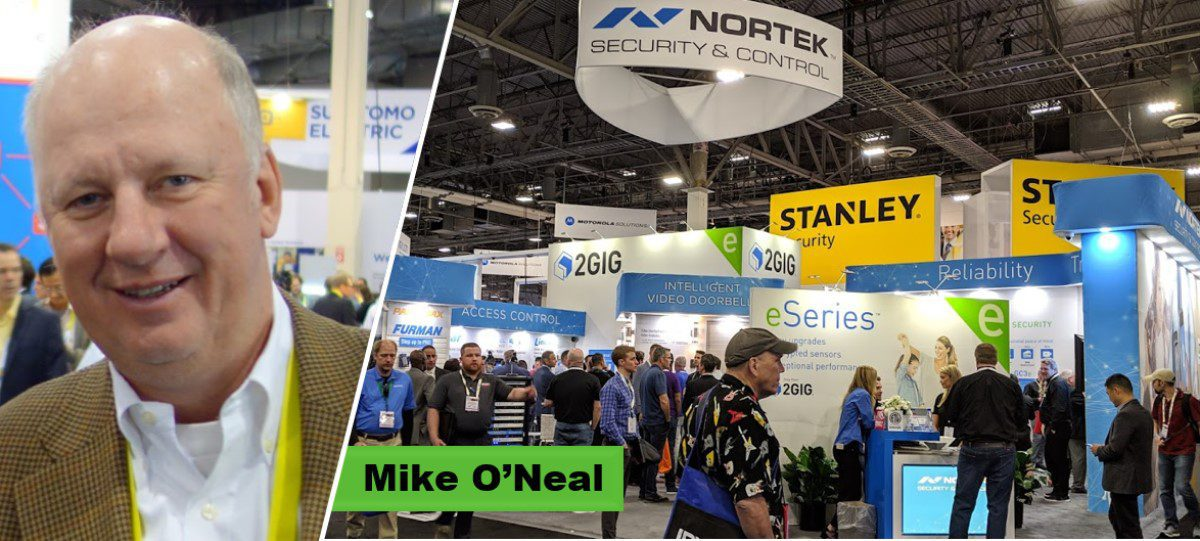 Nortek Security & Control President Mike O'Neal Departs; NSC Begins Search