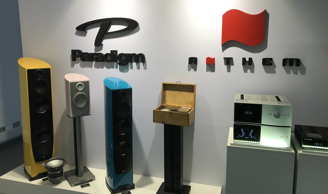 Paradigm, Anthem, MartinLogan Brands Sold to Original Owner