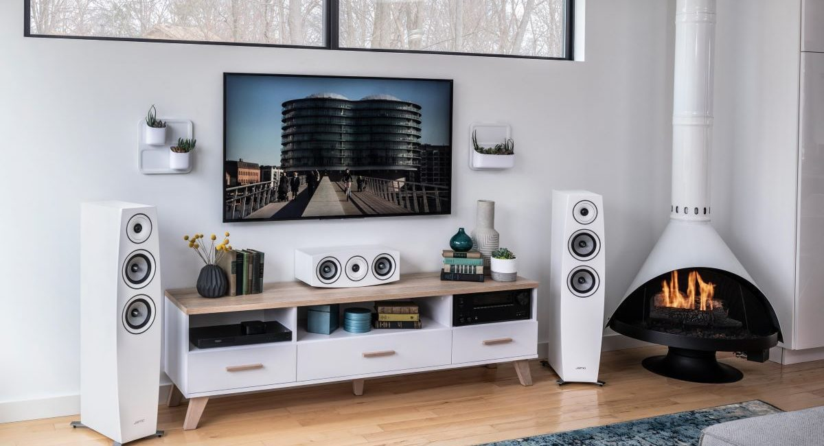 Jamo Reveals New Generation of Concert 9 Speakers