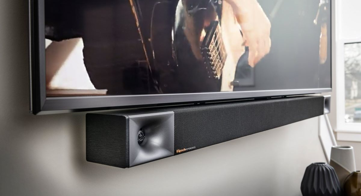 Klipsch Unveils New Soundbar Line to Match Reference Speakers