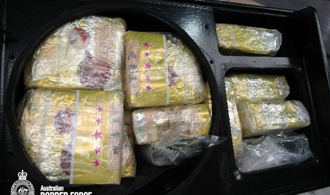 $850M in Drugs Hidden Inside Loudspeakers Seized