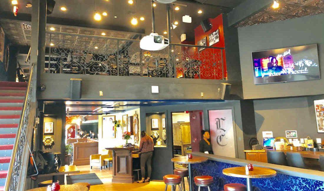 Mattera Design Deploys Massive A/V Distribution, RTI System in Jersey City Restaurant
