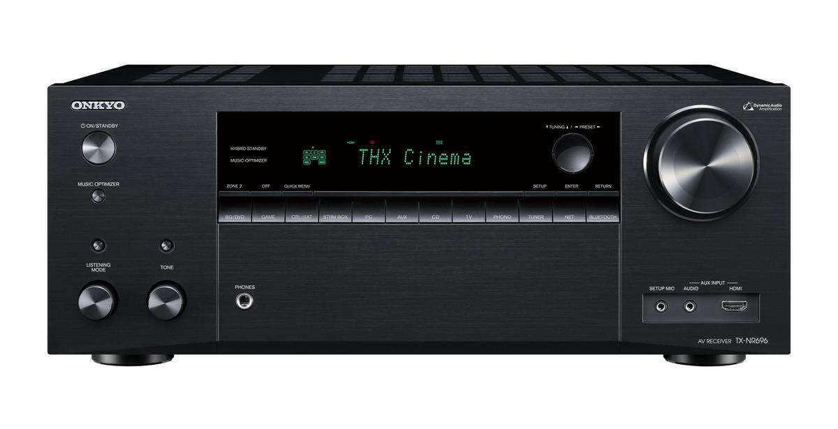 Two New Receivers from Onkyo Boast IMAX Enhanced Certification