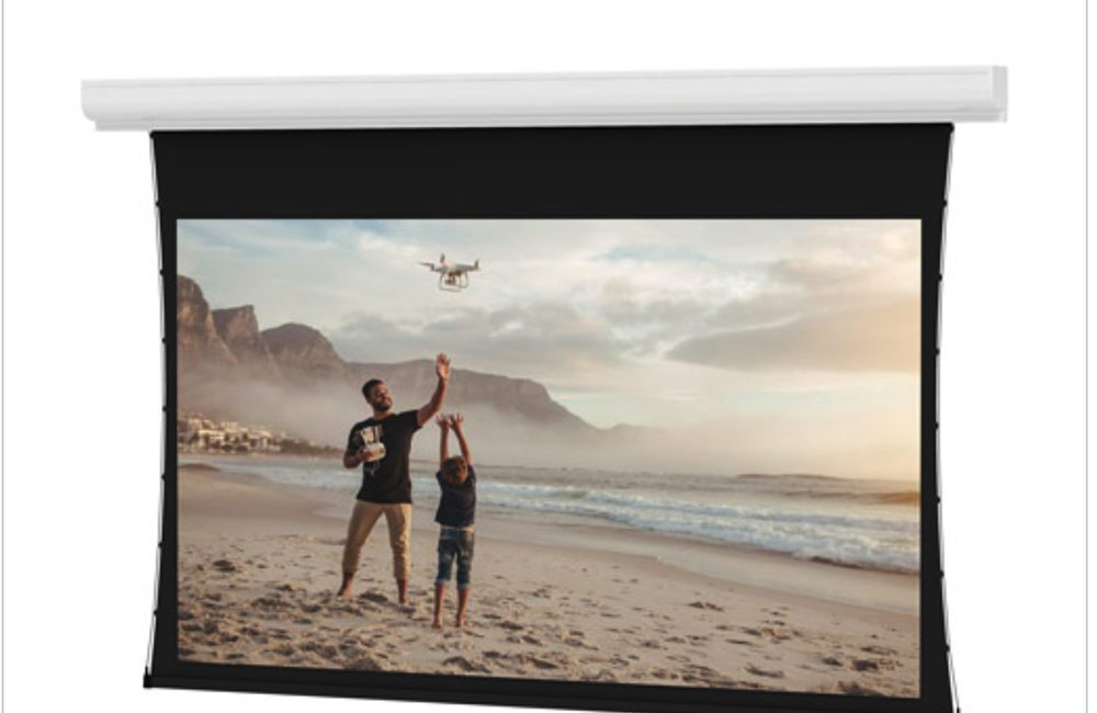 9 4K Compatible Projection Screens Perfect for Home Theaters, slide 0