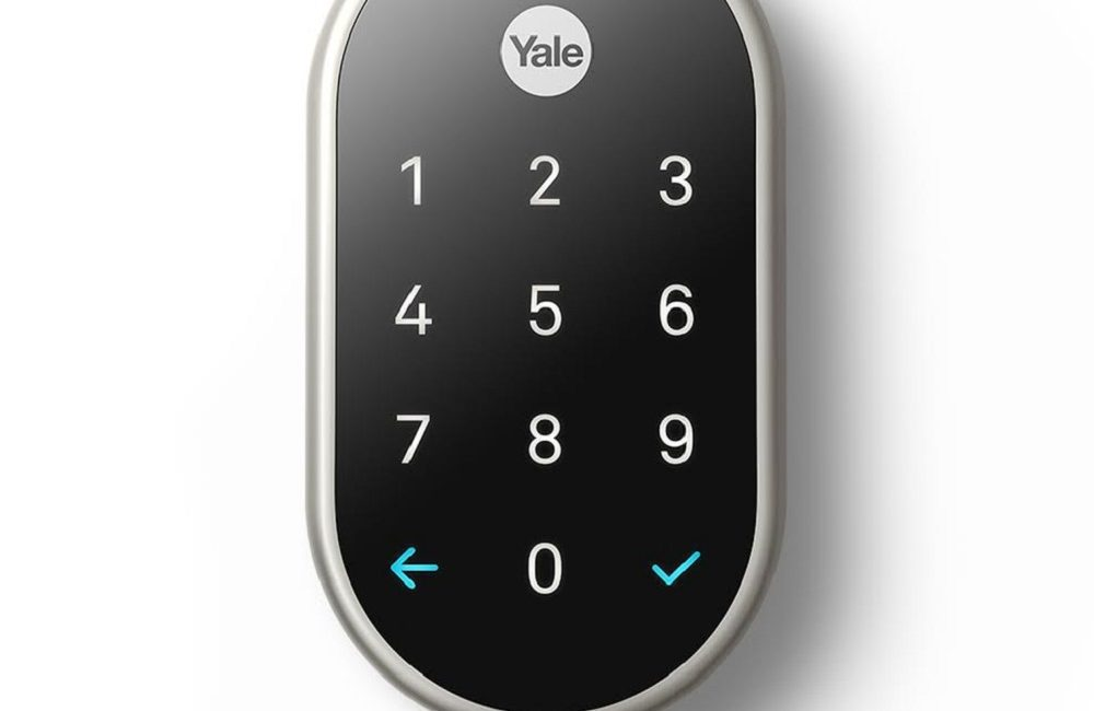 Yale Locks Develops Lock in Collaboration with Nest that Homeowners Control via Nest App