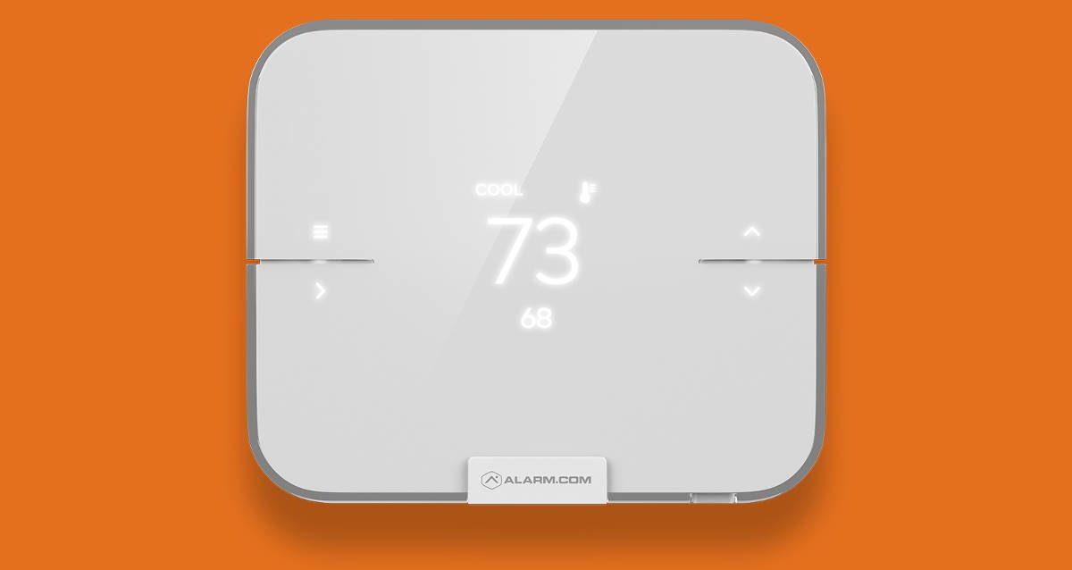 Alarm.com Debuts New 'Smarter' Thermostat