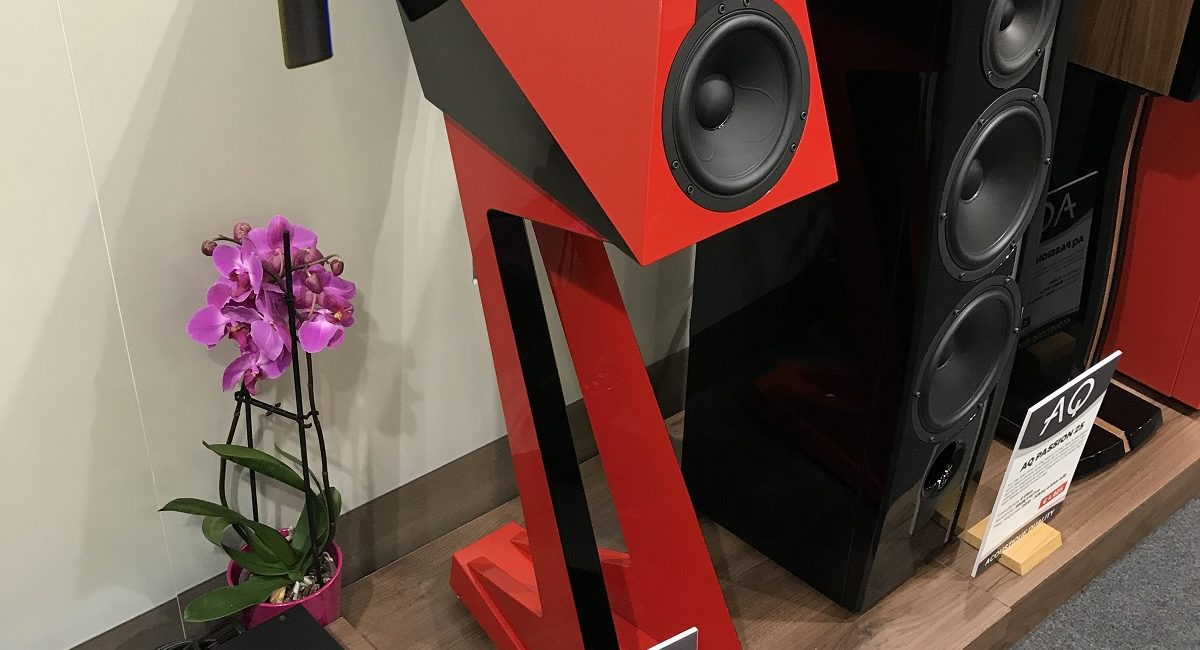 10 Ostentatious Loudspeakers from 2019 High End Munich Audio Show, slide 0