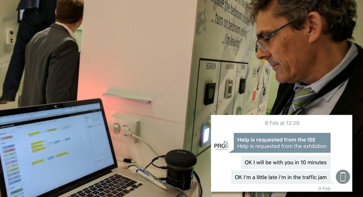 Google Assistant Gets 'Help' Command for 'Smart Senior Living'