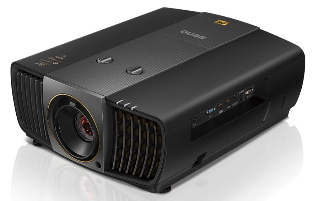Hands On: BenQ HT9060 4K LED Projector is Ideal for Multipurpose Rooms, slide 0