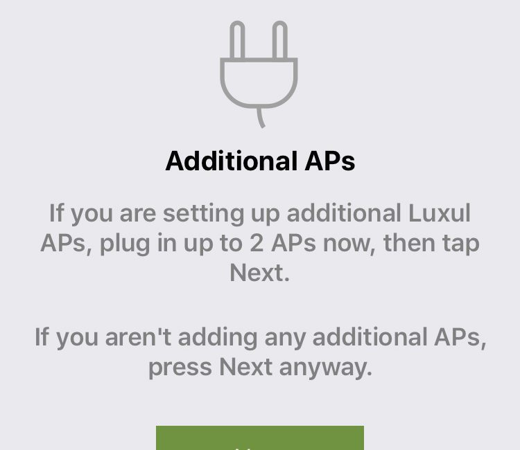 Hands On: Luxul Easy Setup App Takes the Pain out of Network Configurations, slide 11
