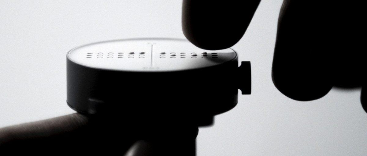 5 CES Quickies: Braille Watch, Water Shut-off, Bike Desk, More