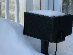 Ambisonic Harnesses Exotic Technologies for Everyday Outdoor Audio Usages