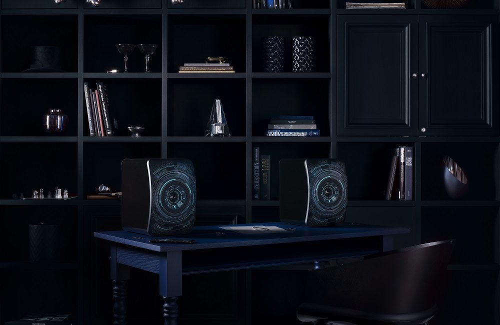 KEF and Marcel Wanders Collaborate on Special Edition LS50W Loudspeaker