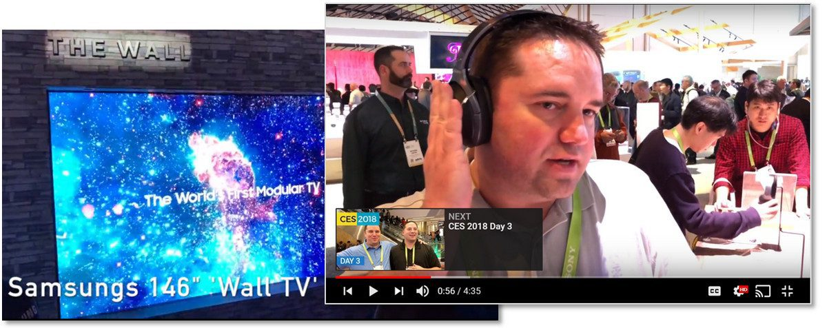 This Integrator Made Some of the Best CES 2018 Videos … But Why?!