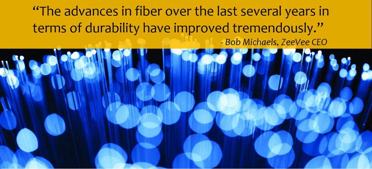 Copper vs. Fiber: Don't be a Scaredy Cat
