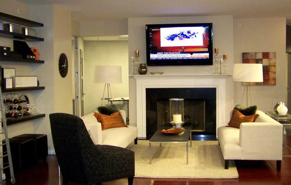 3 Myths About Mounting Tvs Over Fireplaces Ce Pro