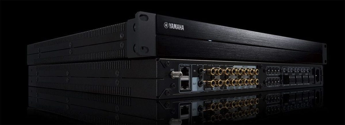Here's How to Use Yamaha MusicCast to Build the Backbone of A/V System Interoperability, slide 2