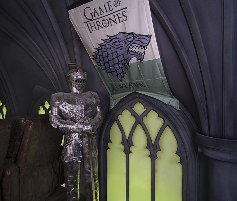 Building a Themed Home Theater: How Pros Replicated 'Game of Thrones' for Super Fan, slide 7