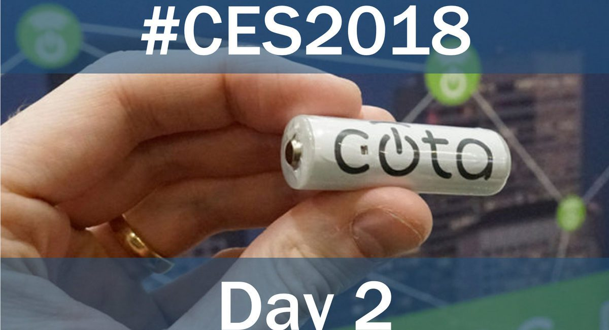Highlights from CES 2018: Day 2 in Tweets