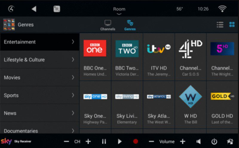 8 New Control4 Home Automation Apps, Drivers Debut at ISE 2019, slide 6