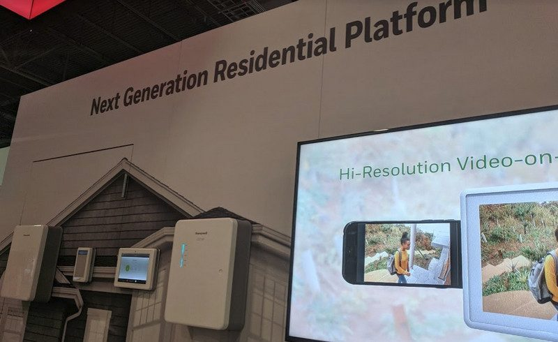 Honeywell 2019: Next-Gen Security & Home Automation is One Platform for Wired, Wireless, DIY, Pro, slide 0