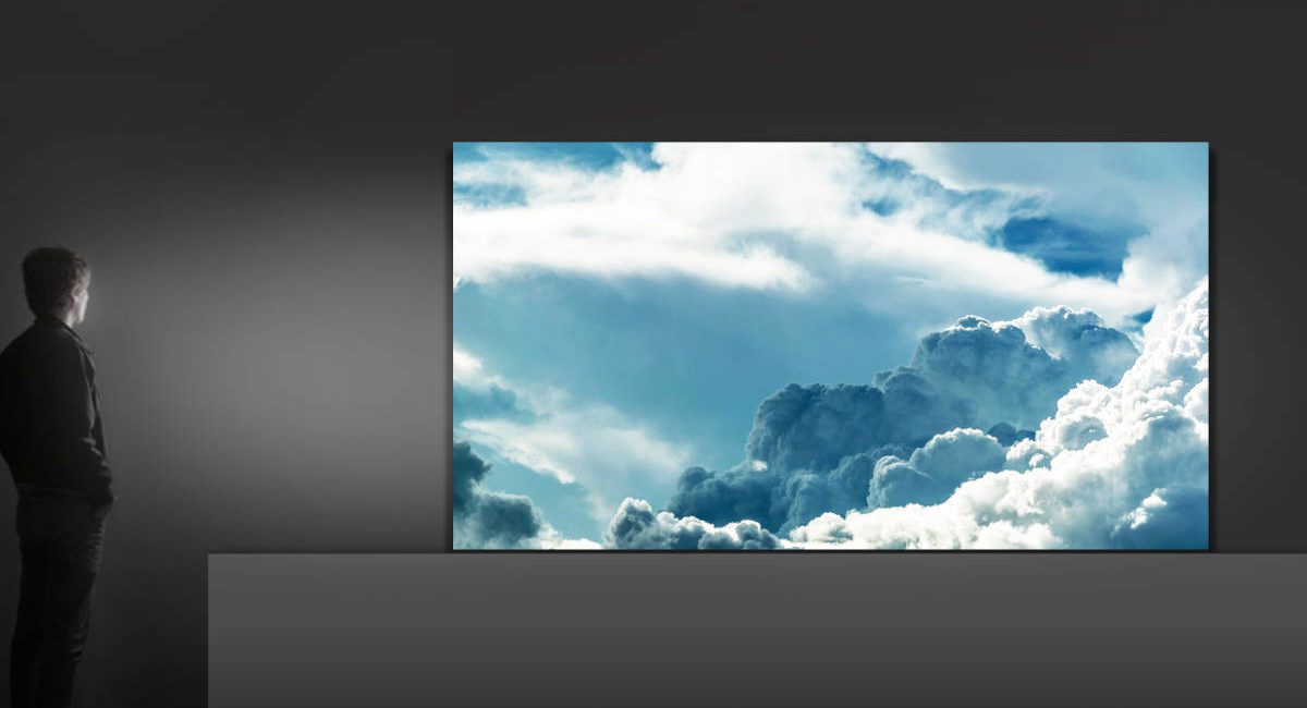 Samsung Unveils 146-inch MicroLED TV Dubbed 'The Wall'