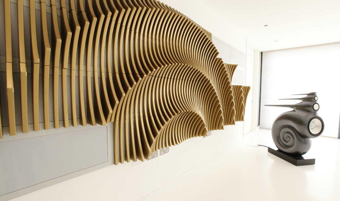 Art Meets Science in $6 Million Minimalist UK Mansion, slide 0