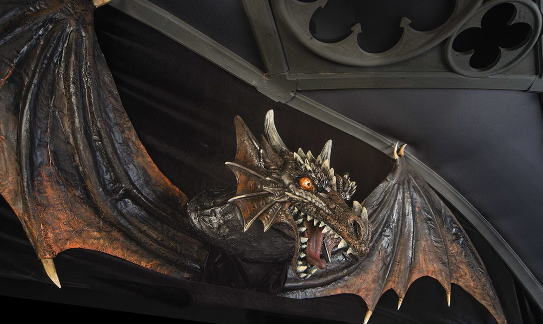 Building a Themed Home Theater: How Pros Replicated 'Game of Thrones' for Super Fan, slide 8