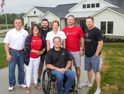 Wounded U.S Army Officer Honored With Custom Smart Home
