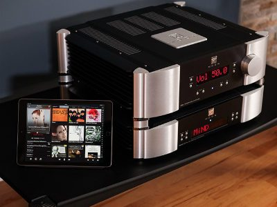 SIMAUDIO Launches New Integrated Amp and Streaming DAC