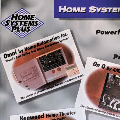 rip hai, home automation icon ce pro wouldn't exist without x10 home automation basic wiring home automation hai #9