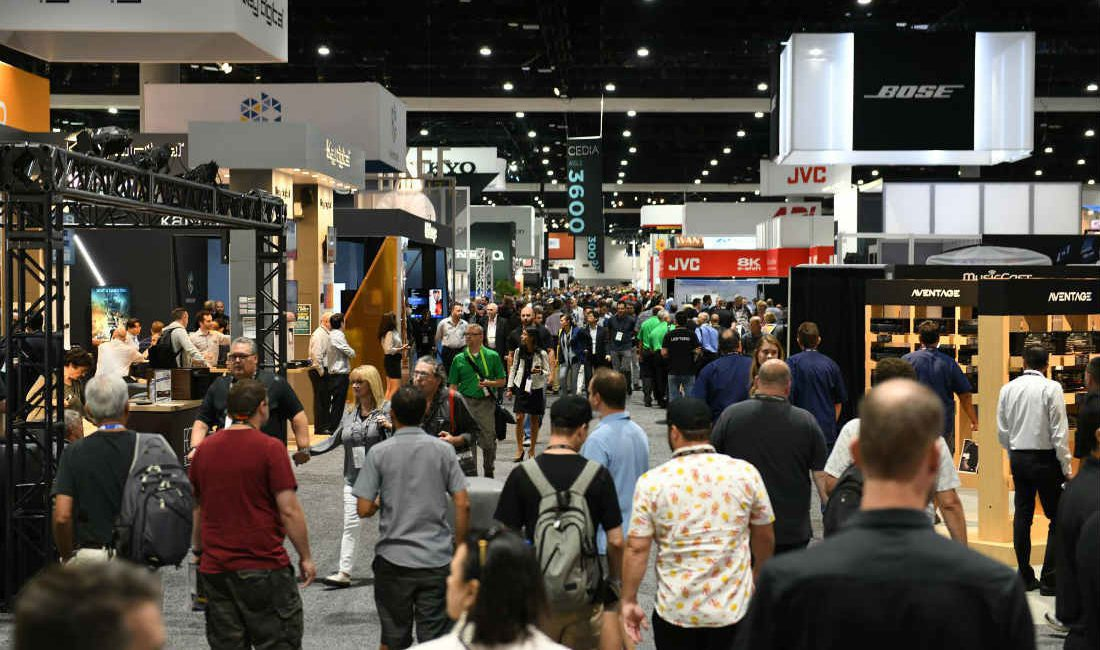 CEDIA Expo 2019 Sound Rooms Deliver Entertainment and Education
