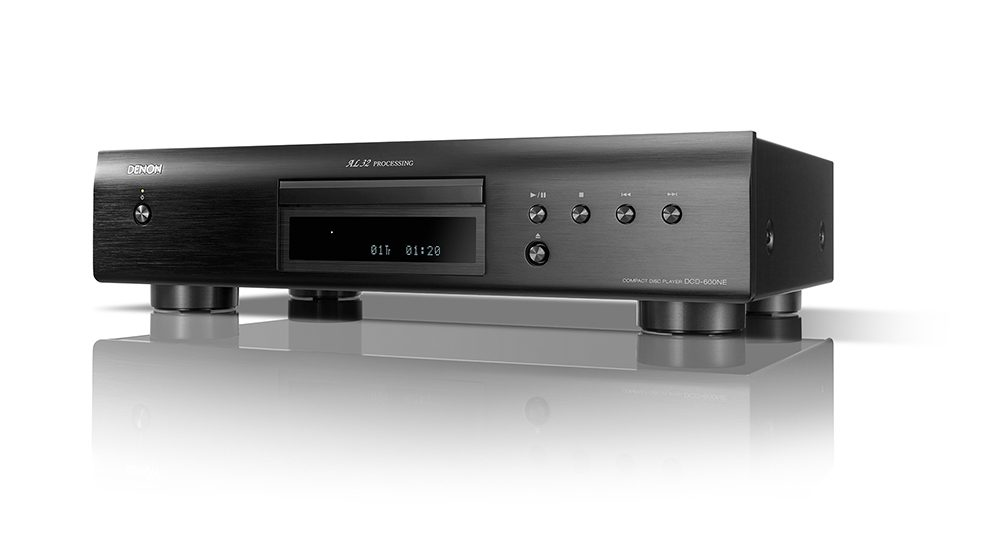 New Denon Integrated Amp and CD Player Priced to Help Budding Audio Hobbyists